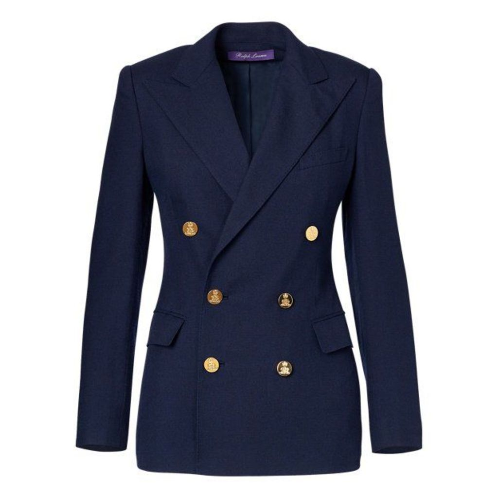 The RL Blazer in Cashmere