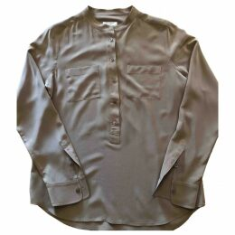 Silk jersey top