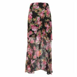 KEEPSAKE Oblivion Floral Georgette Skirt