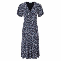 Jigsaw Sophelia Print Jersey Dress