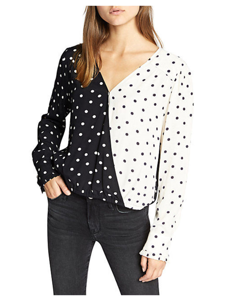 Cori Printed Blouse