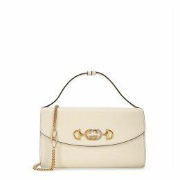 Gucci Zumi Small Leather Shoulder Bag
