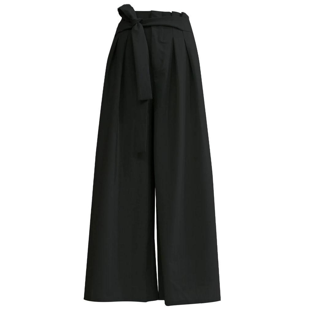 Riona Treacy - Purple Dusk Silk Scarf