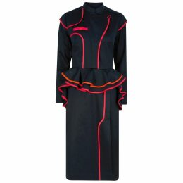 Libelula - Laura Jacket Turquoise Geometric Print