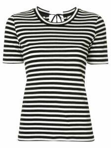 Ballsey striped T-shirt - White