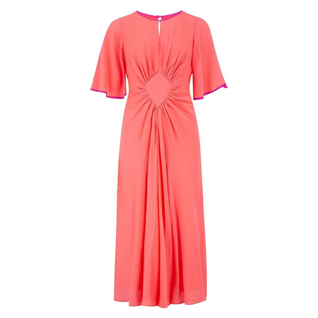 Libelula - Tiljess Dress Salmon