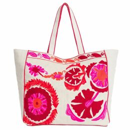 Roses Are Red - Lille Kimono In Metallic Pink
