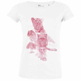 UNDRESS - Noor Cherry Mini Blazer Dress With Raglan Sleeves