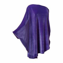 Baukjen - Harper Dress In Blue & Orchre Check