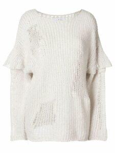 Iro Dafnae sweater - White