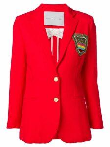 Giada Benincasa embroidered blazer