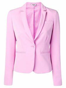 Liu Jo single breasted blazer - Purple