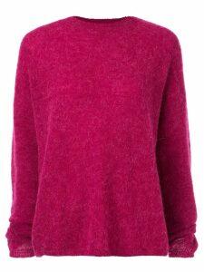 Nobody Denim oversized jumper - Pink