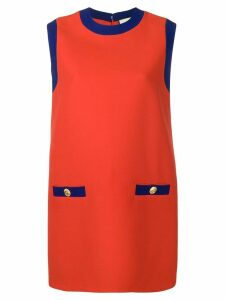 Gucci shift dress - Red