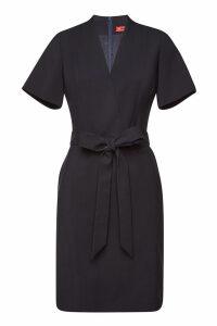 Hugo Kalanka Virgin Wool Dress