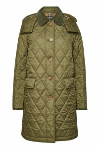 Burberry Dereham Quilted Coat