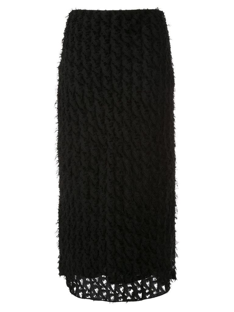 CAMILLA AND MARC Reminton skirt - Black