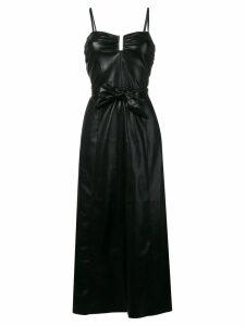 Nanushka A-line dress - Black