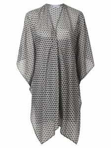 Mitos Lia short kimono - Grey