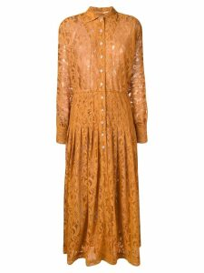 Dodo Bar Or Anabelle dress - Brown