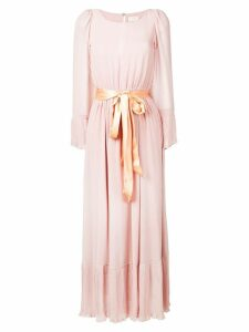 Aniye By long belted dress - Pink