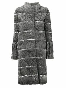 Liska Moser fur coat - Grey