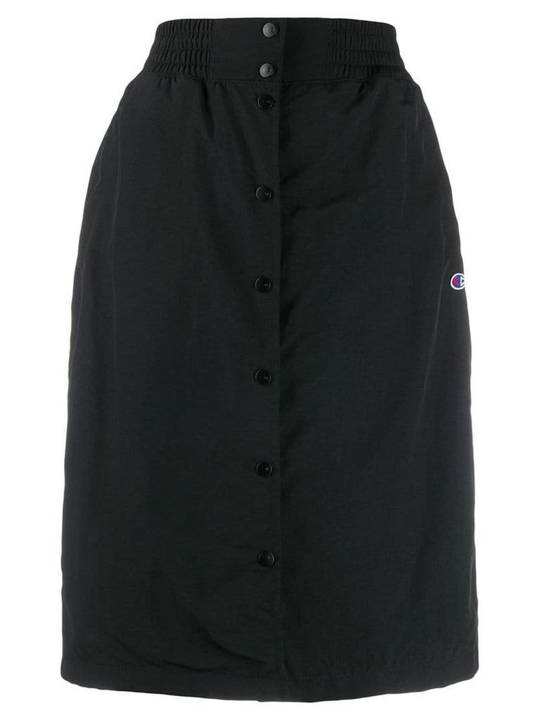 Champion straight fit skirt - Black