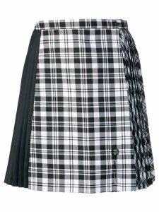 Le Kilt pleated Mix & Match skirt - Black