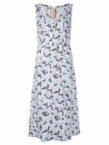 Marni printed midi dress - Multicolour