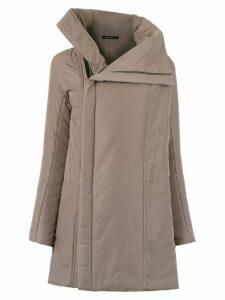 Uma Raquel Davidowicz Megan padded coat - Brown