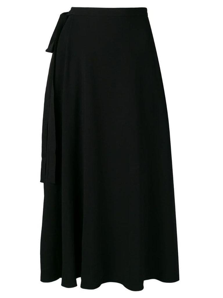 Rochas wrap skirt - Black
