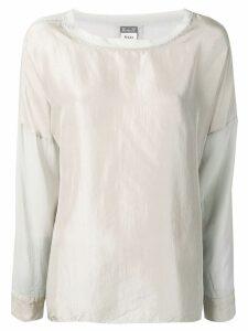 Kristensen Du Nord Blouse 123 blouse - Grey