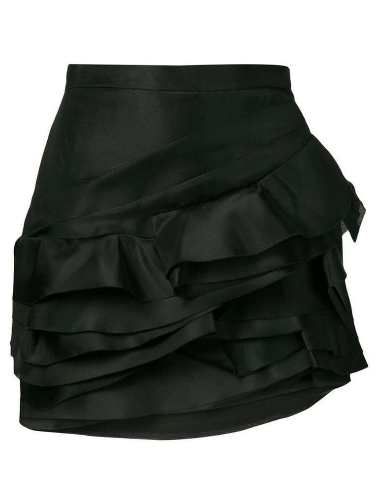 Ermanno Scervino ruffle skirt - Black