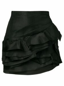 Ermanno Scervino ruffle skirt - Black