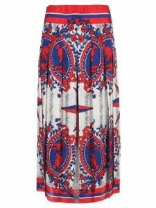Gucci regency print skirt - Multicolour