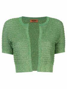 Missoni small cardigan in lurex - Green