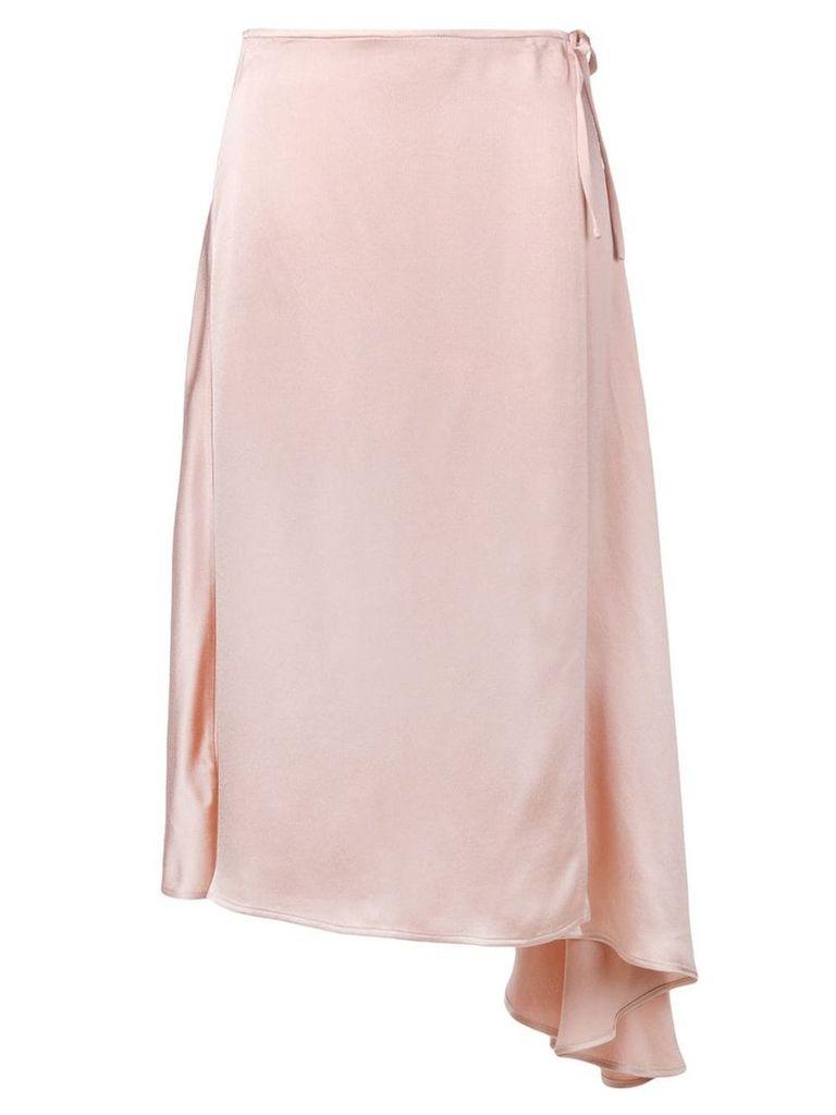 Áeron asymmetric skirt - Pink