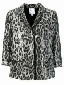 In The Mood For Love Sofia sequined blazer - Grey
