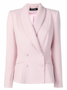 Styland double breasted blazer - Pink