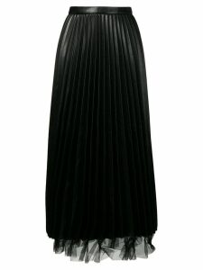 Ermanno Scervino pleated skirt - Black