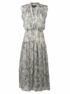 Isabel Marant Eydie Summer Night printed dress - White