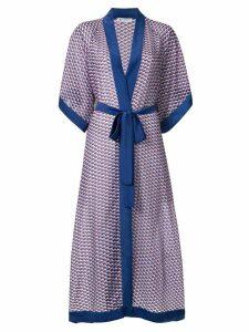 Mitos Kate long kimono - Blue