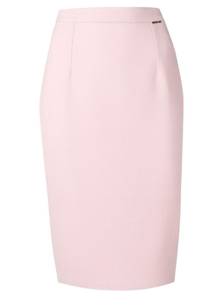 Styland knee-high pencil skirt - Pink