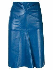 Isabel Marant Gladys skirt - Blue