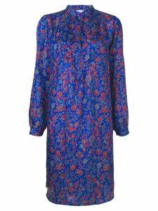 Antik Batik Silky dress - Blue