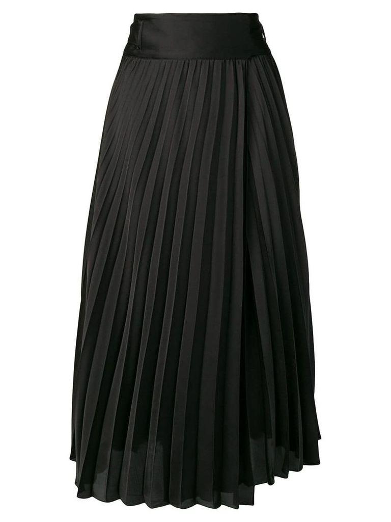 Liu Jo pleated skirt - Black