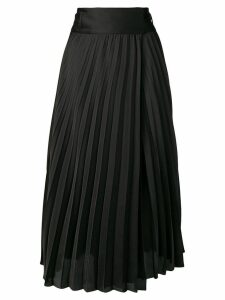Liu Jo pleated skirt - Black