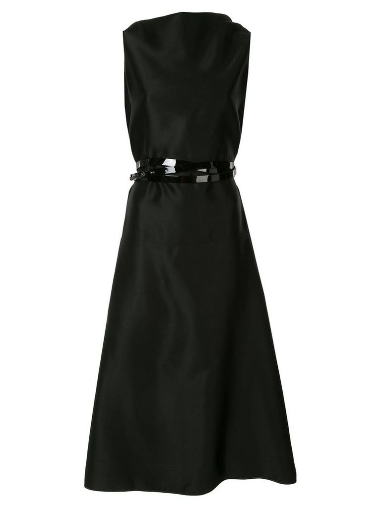 Maticevski RUBIYAT DRESS - Black