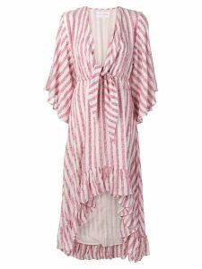 Sundress Juliana stripe dress - Pink