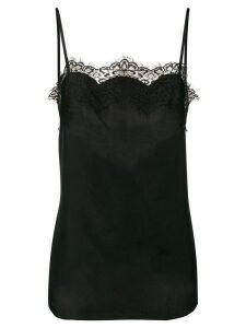 Faith Connexion strappy lace camisole - Black